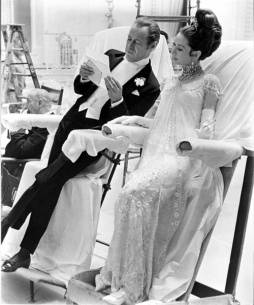 audrey_hepburn_and_rex_harrison_between_takes_on_the_set_of_my_fair_lady_1964
