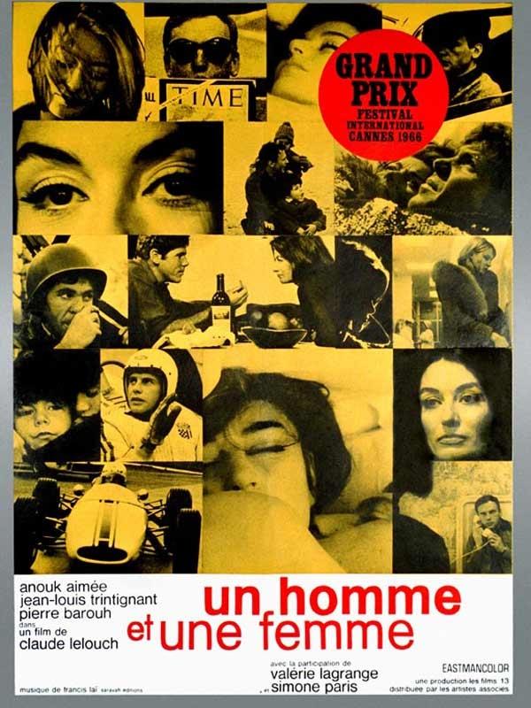 Looking good a roster of rare movie posters george 39 s journal - Une femme et un homme dans un lit ...