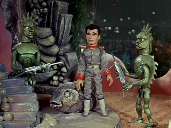Gerry Anderson Anything Could Have Happened In The Next Half Hour