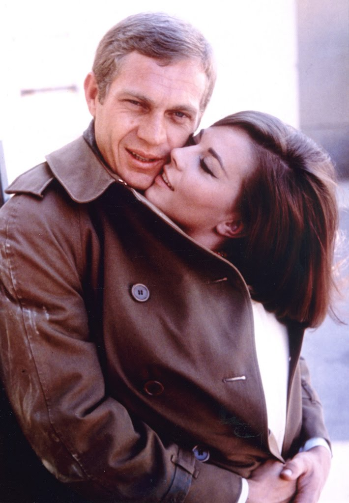 So close to me steve mcqueen and natalie wood in 1963's love with
