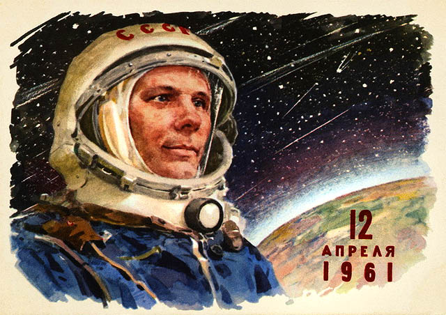 do what did yuri gagarin - photo #11