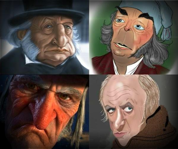 Ebenezer Scrooge Muppet Christmas Carol Jpg: Retro Crimbo 2013: Humbug! 24 Things You Always Wanted To