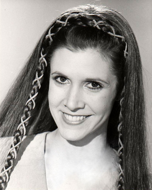 Carrie Fisher Nude Photos 95
