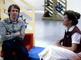 doctor_who_peter_davison_on_blue_peter__with_sarah_greene_21_march_1981