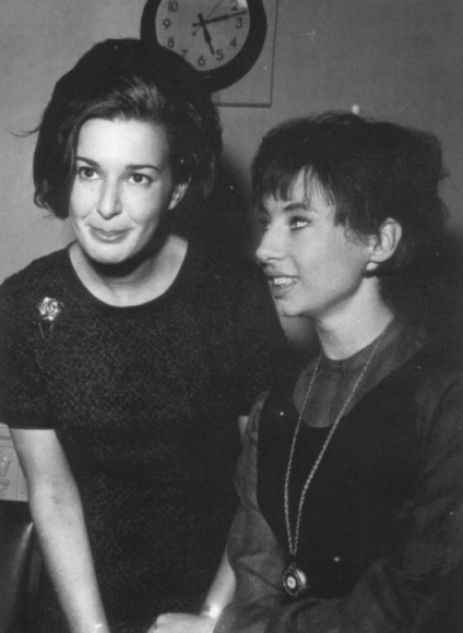 doctor_who_producer_verity_lambert_and_carole_ann_ford