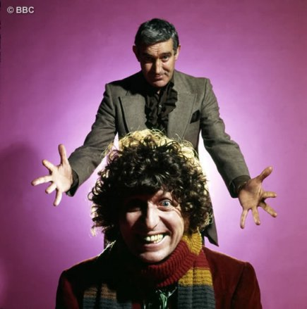 doctor_who_tom_baker_and_terry_nation_inventor_of_the_daleks