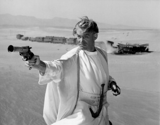 peter o'toole - lawrence of arabia 1962
