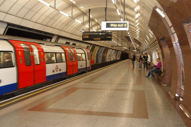 Going (London) Underground: happy 150th birthday to The ...