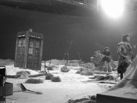 doctor_who_prehistoric_earth_set_from_first_ever_episode_an_unearthly_child