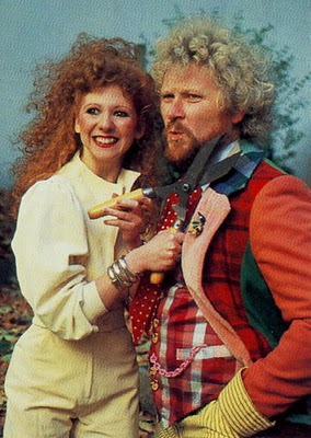 doctor_who_bonnie_langfod_and_colin_baker_with_beard