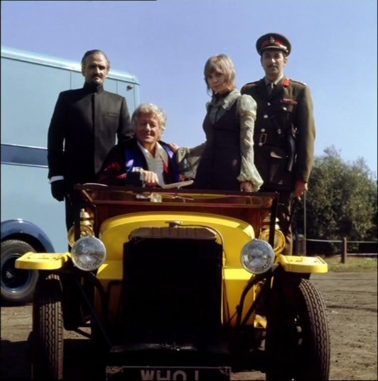 Dr George Classic Car Show