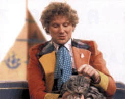 doctor_who_colin_baker_on_blue_peter_stroking_cat