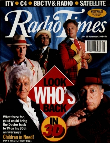 doctor_who_dimensions_in_time_radio_times_cover_november_1993