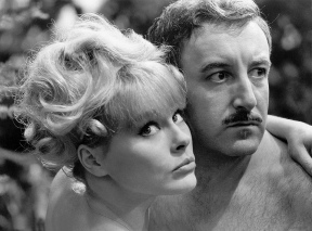 elke_sommer_with_peter_sellers_in_a_shot_in_the_dark