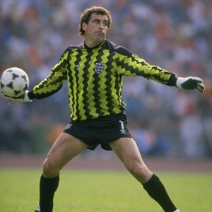 Peter Shilton of England