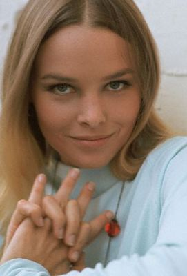 Michelle Phillips of the Mamas and the Papas
