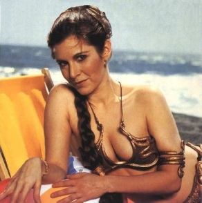 return_of_the_jedi_carrie_fisher_on_rolling_stone_magazine_return_of_the_jedi_beach_shoot