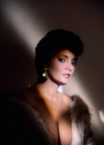 English Actress Sarah Douglas
