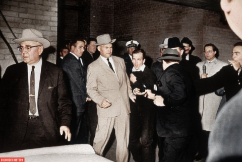 john_f_kennedy_assassination_lee_harvey_oswald_shot_dead_by_jack_ruby_dallas_november_24_1963