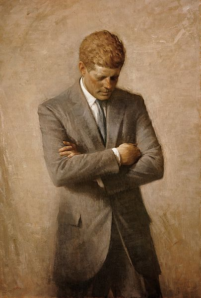 john_f_kennedy_assassination_official_white_house_portrait_of_jfk_shikler_1970