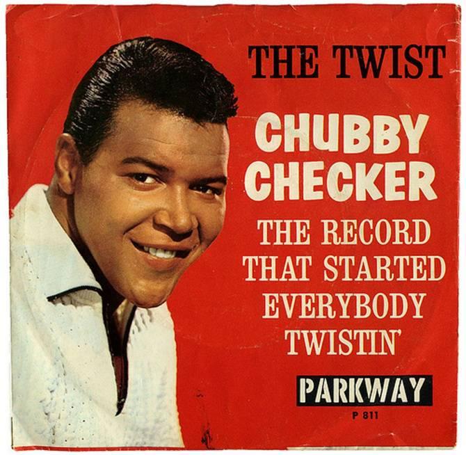 Chubby checker the twist year