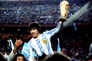 Soccer - World Cup Argentina 78 - Final - Argentina v Holland