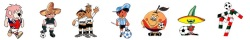 retro_world_cup_mascots