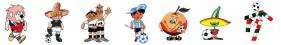 retro_world_cup_mascots