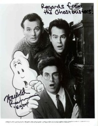 ghostbusters_bill_murray_harold_ramis_and_dan_aykroyd_whit_ghost_publicity_shot