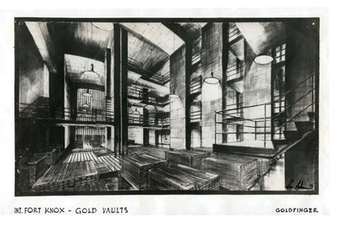 goldfinger_ken_adam_sketch_for_fort_knox_set