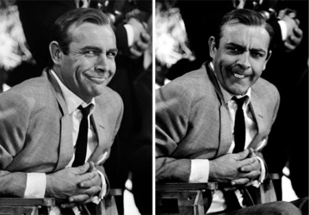sean_connery_pulling_faces_on-set_of_goldfinger_photographed_by_terry_o'neill