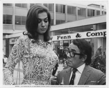valerie_leon_and_ronnie_corbett_in_publicity_shot_for_the_rise_and_rise_of_michael_rimmer