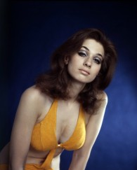 valerie_leon_orange_swimsuit