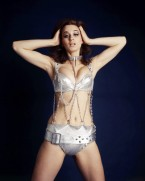 valerie_leon_silver_and_chains_bikini_outfit_3