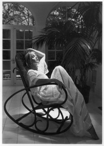 NPG x88641; Anouska Hempel, Lady Weinberg by Bryan Wharton