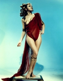 julie_ege_red_dress_up_pompeii_2