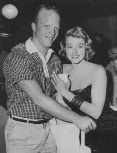 white_christmas_rosemary_clooney_on_set_with_bing_crosby's_son_dennis