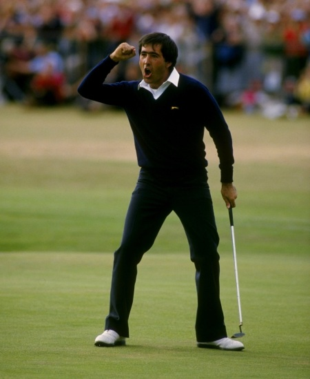 Seve Ballesteros wins