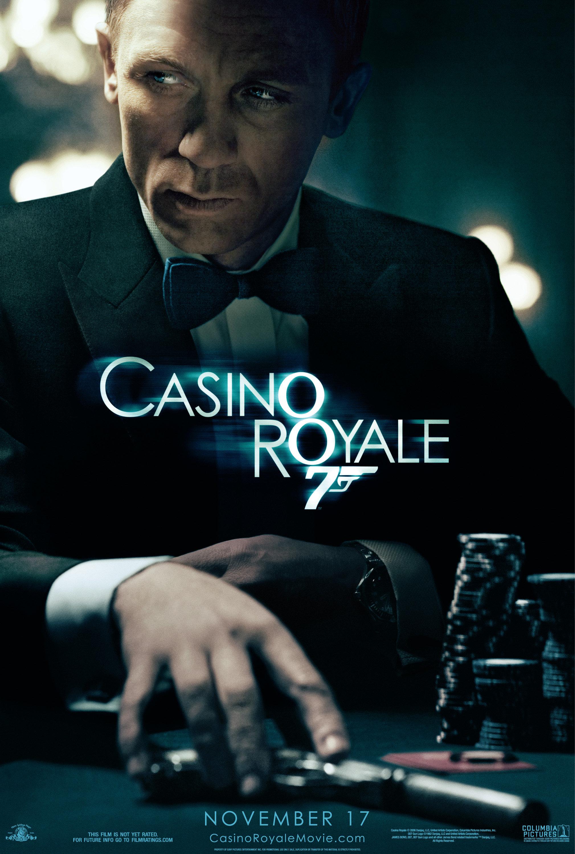 James Bond Whisky Casino Royale