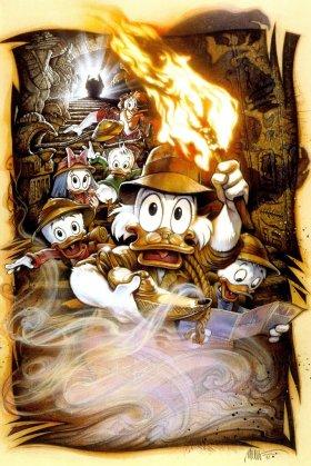 drew_struzan_duck_tales_the_movie_treasure_of_the_lost_lamp_poster