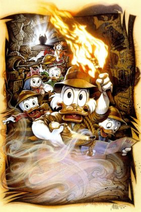 drew_struzan_duck_tales_the_movie_treasure_of_the_lost_lamp_poster