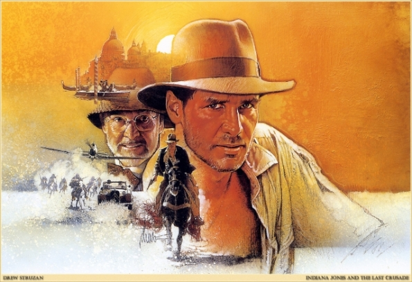 drew_struzan_indiana_jones_and_the_last_crusade_unused_artwork