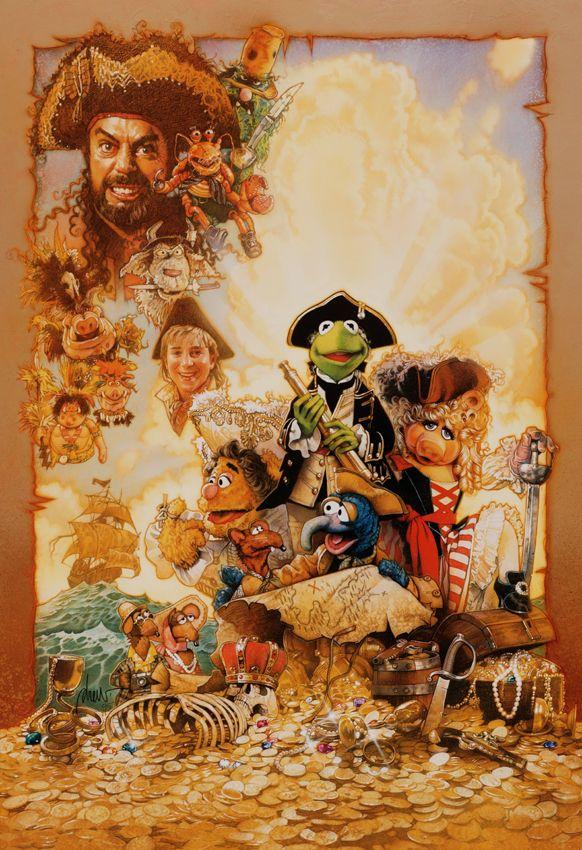 Muppet Treasure Island Part