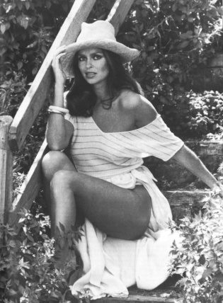 barbara_bach_in_white_stripy_dress_2