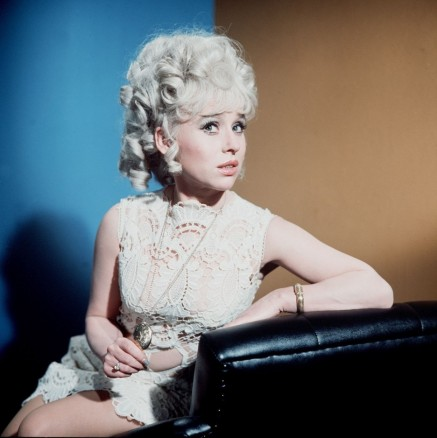 What a Carry On: Barbara Windsor ~ Cockney Knockout | George's Journal