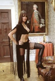 caroline_munro_knee-length_leather_boots
