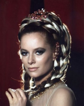 luciana_paluzzi_hair_in_fantastic_plaits