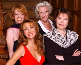 luciana_paluzzi_jane_seymour_honor_blackman_and_maud_adams_at_the_playboy_mansion_june_2002