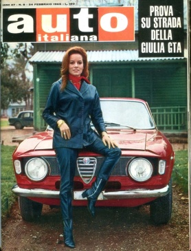luciana_paluzzi_posing_with_an_alfa_romeo_car_on_the_cover_of_auto_italiano_magazine_february_24_1966