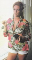 luciana_paluzzi_thunderball_floral_shirt_pistol_and_cigarette